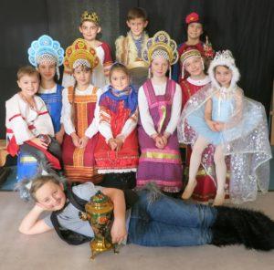 Atelier théâtral russe
