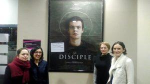 Artcile sur le festival de cinéma russe à Acigné