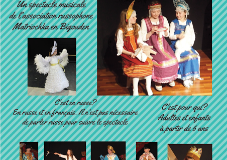 Spectacle franco-russe